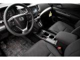 2015 Honda CR-V EX Black Interior