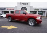 2015 Deep Cherry Red Crystal Pearl Ram 1500 Express Crew Cab #102147059
