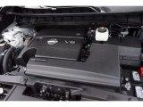 2015 Nissan Murano SL 3.5 Liter DOHC 24-Valve V6 Engine