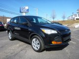 2013 Tuxedo Black Metallic Ford Escape S #102189961