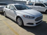2015 Oxford White Ford Fusion SE #102189842