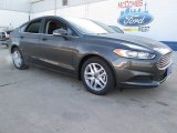2015 Magnetic Metallic Ford Fusion SE #102189841