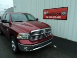 2015 Deep Cherry Red Crystal Pearl Ram 1500 Big Horn Crew Cab 4x4 #102190188
