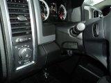 2015 Ram 1500 Big Horn Crew Cab 4x4 Controls