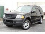 2003 Black Ford Explorer XLS 4x4 #102190186