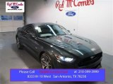 2015 Guard Metallic Ford Mustang GT Premium Coupe #102189832