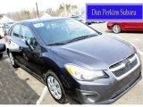 2012 Dark Gray Metallic Subaru Impreza 2.0i 5 Door #102189664