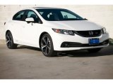 2015 Taffeta White Honda Civic Si Sedan #102190020
