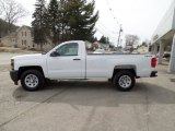2015 Summit White Chevrolet Silverado 1500 WT Regular Cab #102189819