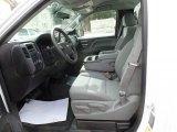 2015 Chevrolet Silverado 1500 WT Regular Cab Dark Ash/Jet Black Interior
