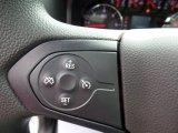 2015 Chevrolet Silverado 1500 WT Regular Cab Controls