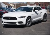 2015 Oxford White Ford Mustang V6 Coupe #102190010