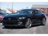 2015 Black Ford Mustang EcoBoost Premium Coupe #102190007