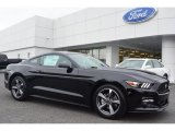 2015 Black Ford Mustang V6 Coupe #102190003