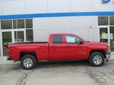Victory Red Chevrolet Silverado 1500 in 2015