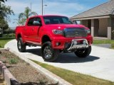 2008 Radiant Red Toyota Tundra Limited CrewMax 4x4 #102222563
