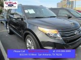 2014 Tuxedo Black Ford Explorer Limited #102222358