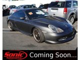 2000 Porsche 911 Slate Grey Metallic