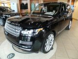 Land Rover Range Rover 2015 Data, Info and Specs
