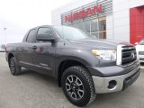 Magnetic Gray Metallic Toyota Tundra in 2013