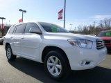 2010 Blizzard White Pearl Toyota Highlander SE 4WD #102222534