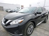 Magnetic Black Nissan Murano in 2015