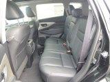 2015 Nissan Murano SL AWD Rear Seat