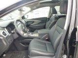 2015 Nissan Murano SL AWD Graphite Interior