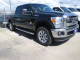 2015 Tuxedo Black Ford F250 Super Duty Lariat Crew Cab 4x4 #102241123