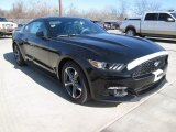 2015 Black Ford Mustang V6 Coupe #102241120