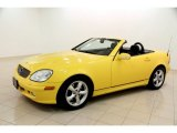 2001 Mercedes-Benz SLK 320 Roadster Data, Info and Specs