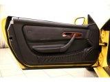 2001 Mercedes-Benz SLK 320 Roadster Door Panel