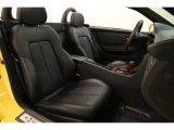 2001 Mercedes-Benz SLK 320 Roadster Front Seat