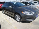 2015 Magnetic Metallic Ford Fusion SE #102241119