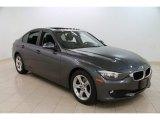 2013 Mineral Grey Metallic BMW 3 Series 320i xDrive Sedan #102241326