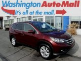2013 Basque Red Pearl II Honda CR-V EX AWD #102241163