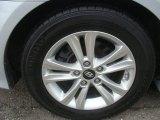 Hyundai Sonata 2014 Wheels and Tires