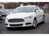 2015 Oxford White Ford Fusion SE #102241197