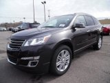 2015 Chevrolet Traverse LT AWD Data, Info and Specs