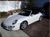 2008 Carrara White Porsche 911 Carrera 4S Cabriolet #102263927