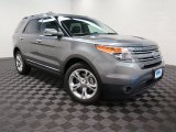 2014 Sterling Gray Ford Explorer Limited 4WD #102263838