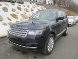 2015 Land Rover Range Rover HSE Data, Info and Specs