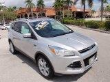 2014 Ingot Silver Ford Escape Titanium 1.6L EcoBoost #102263455