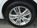 Infiniti G 2012 Wheels and Tires