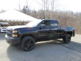 2015 Chevrolet Silverado 1500 WT Crew Cab 4x4 Black Out Edition