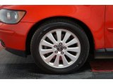 Volvo S40 2005 Wheels and Tires