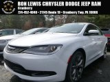 2015 Bright White Chrysler 200 S #102263491