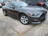 2015 Magnetic Metallic Ford Mustang V6 Coupe #102263401