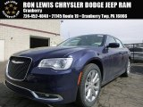 2015 Jazz Blue Pearl Chrysler 300 Limited AWD #102263490