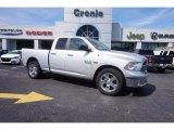 2014 Bright Silver Metallic Ram 1500 Big Horn Quad Cab #102263686